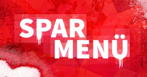 Spar Menus