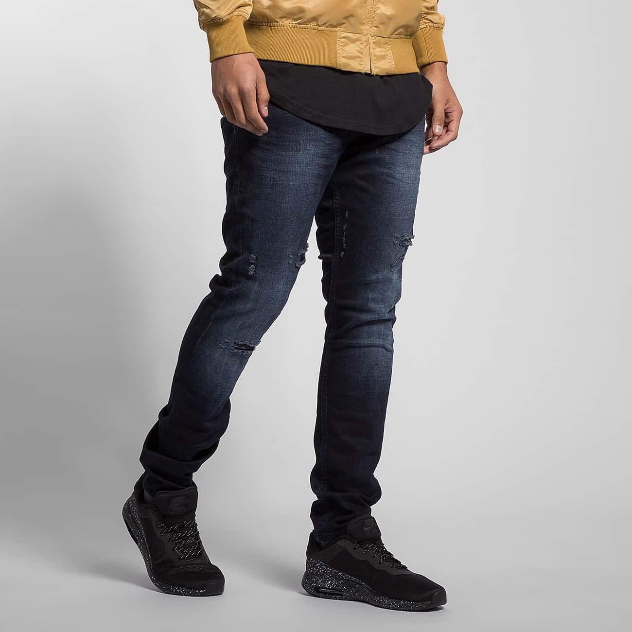 2Y Skinny Jeans Dallur blue
