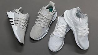 Entdecke die stylischen adidas Equipment Sneakers