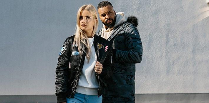 winterjackets below 100 euro