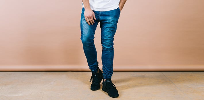 Jogger-Jeans