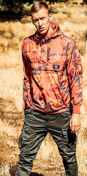 camouflage look unisex