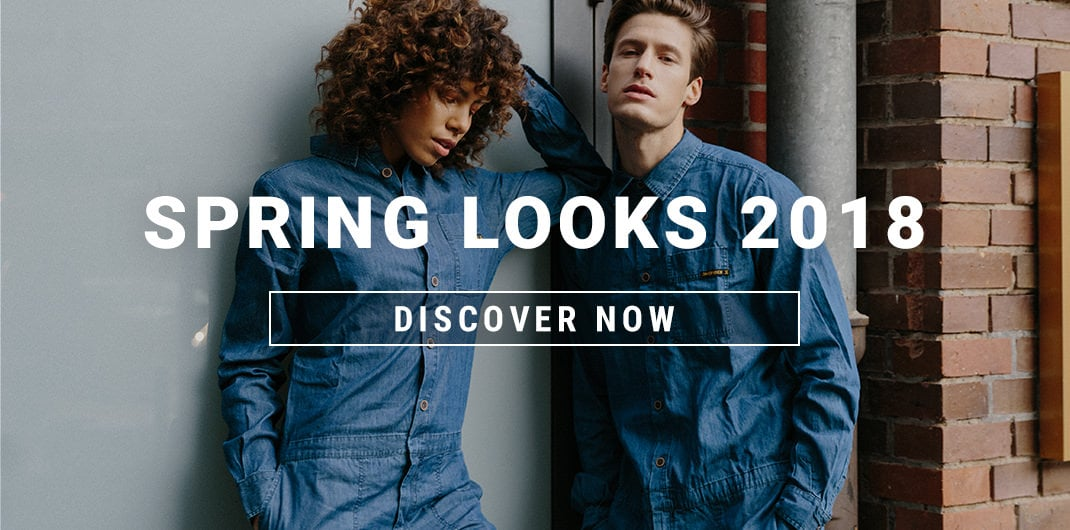 Spring trends 2018
