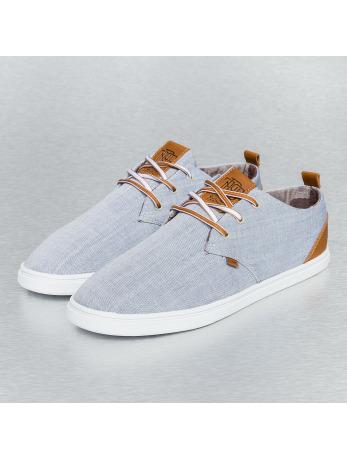 Djinns Summer Canvas Low Lau Sneakers Blue