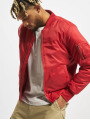 Urban Classics Basic Bomber Jacket Firered