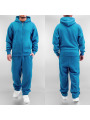 Dangerous DNGRS Basic Sweat Suit Blue Jewel