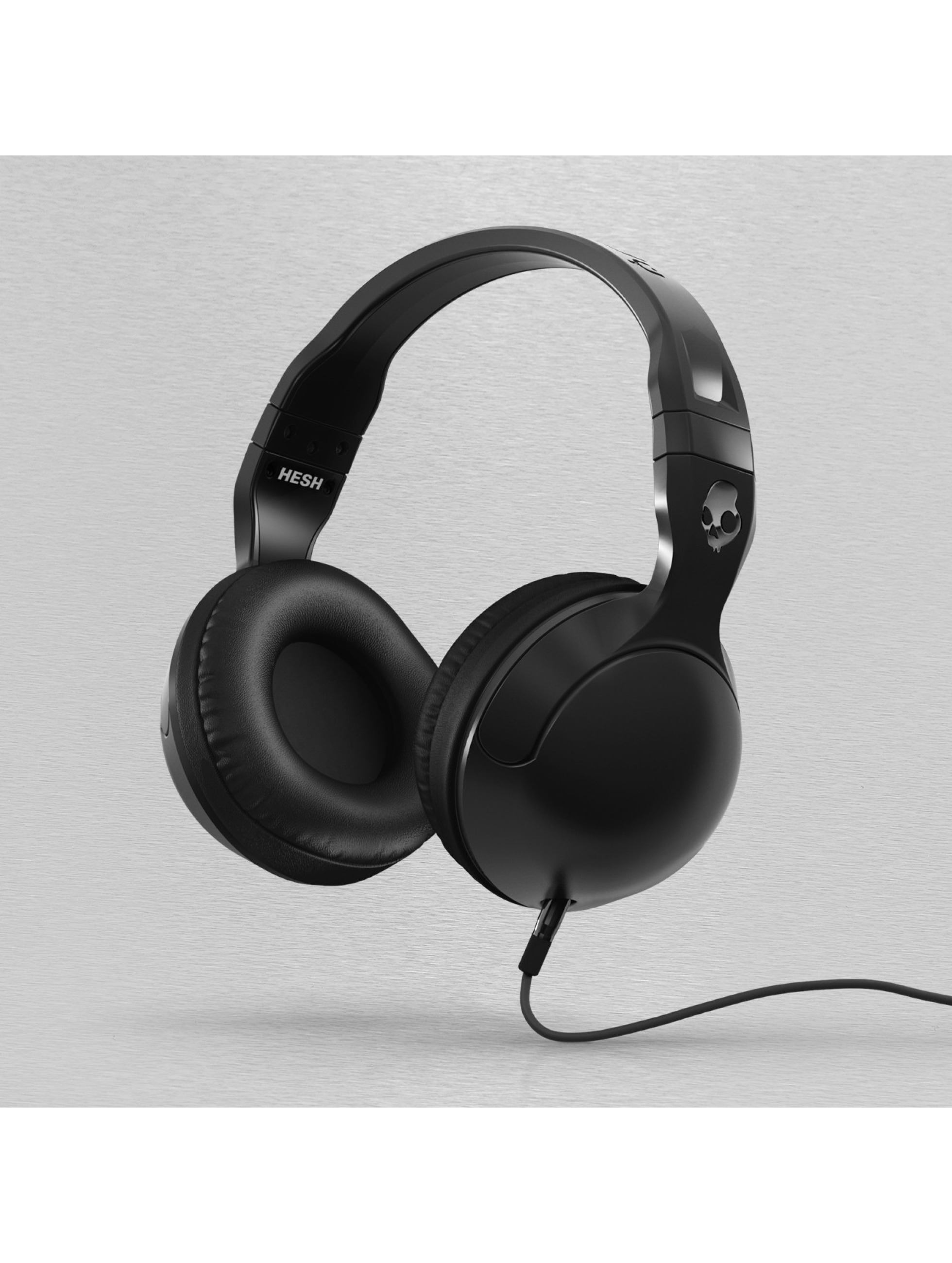 Skullcandy accessoires casque audio hesh 2 mic1 en noir - Porte casque audio ...