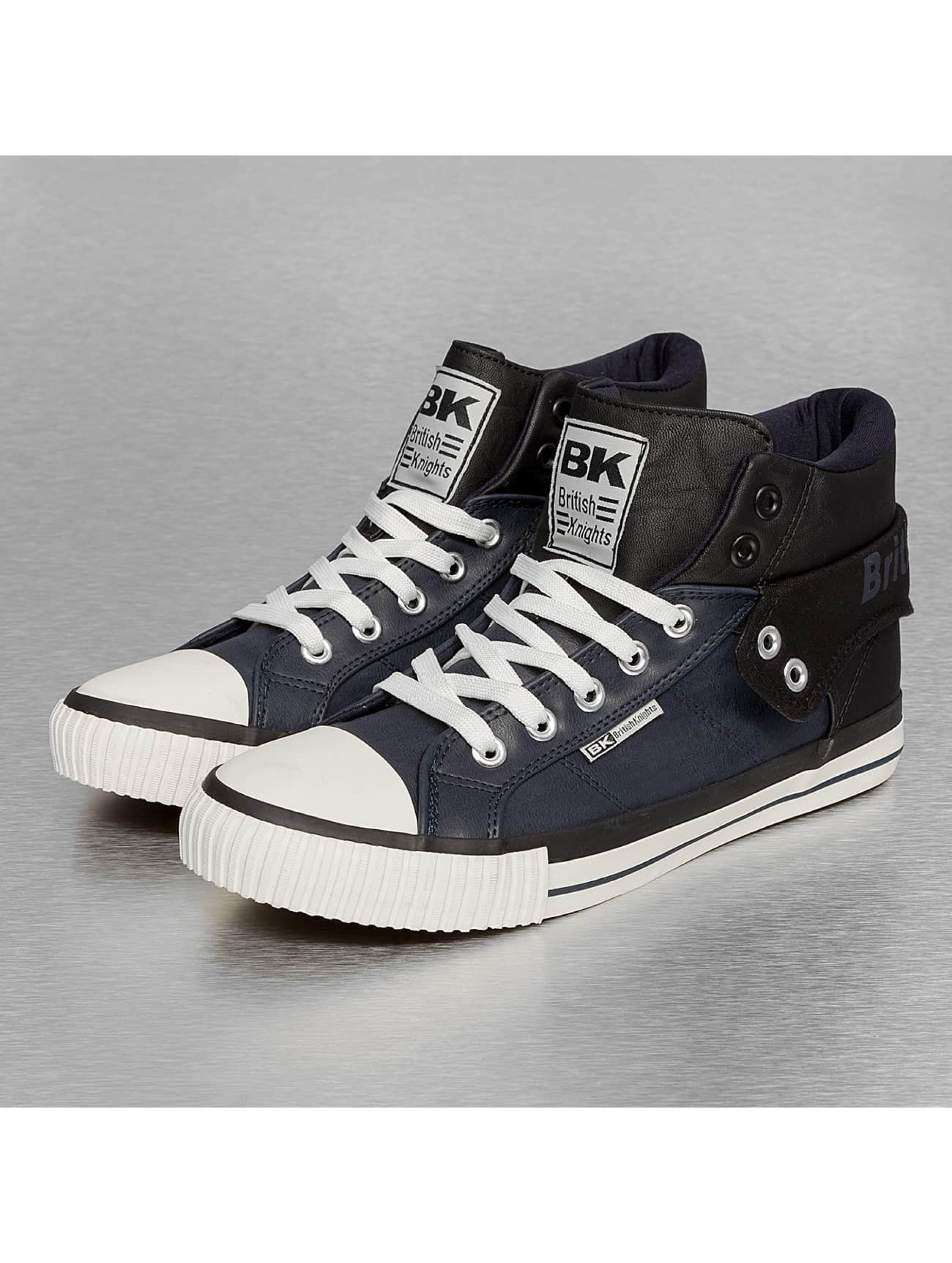 british knights schuhe sneaker roco pu in blau 213766. Black Bedroom Furniture Sets. Home Design Ideas