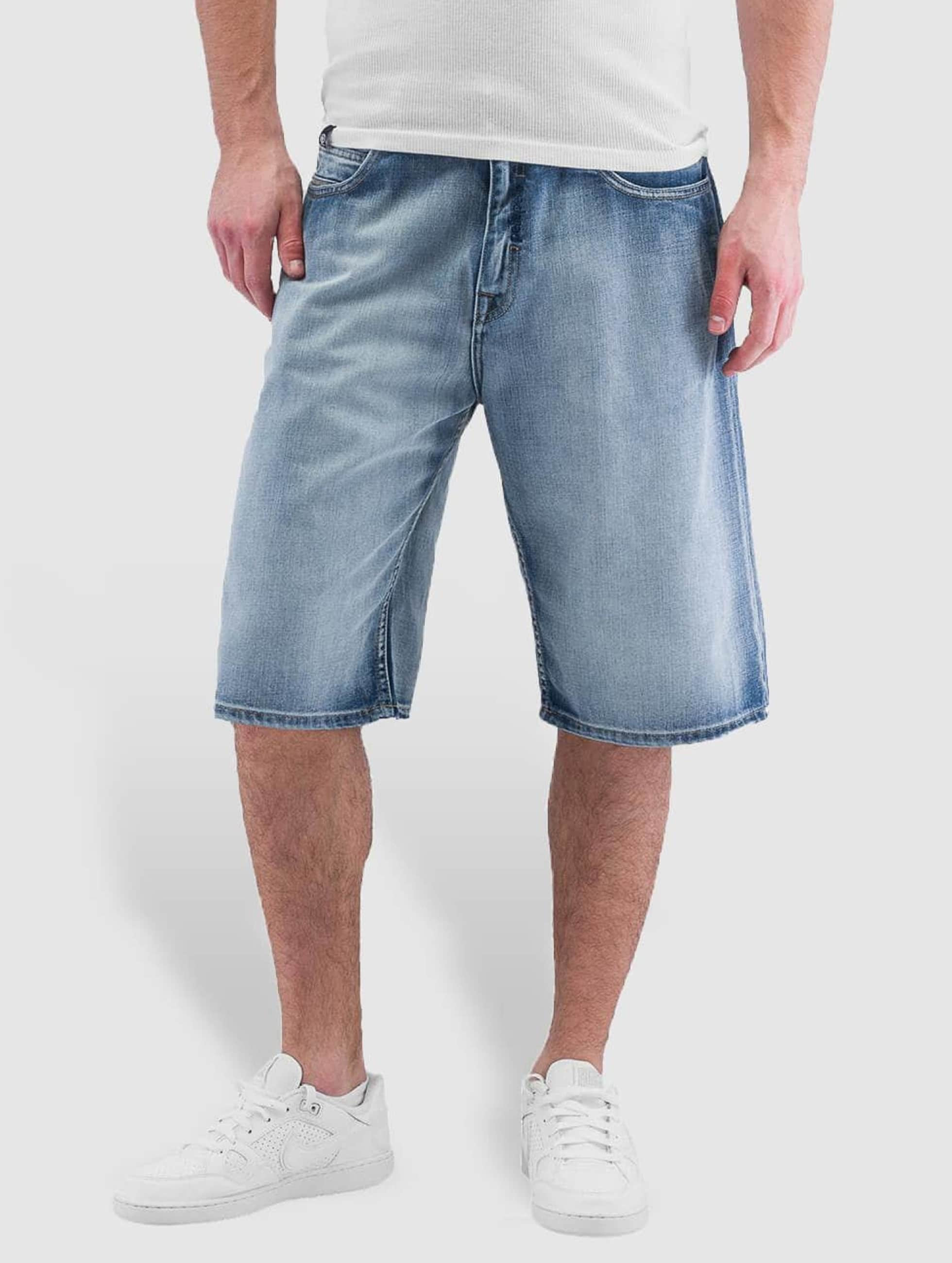 pelle pelle herren hosen shorts buster baggy denim ebay. Black Bedroom Furniture Sets. Home Design Ideas