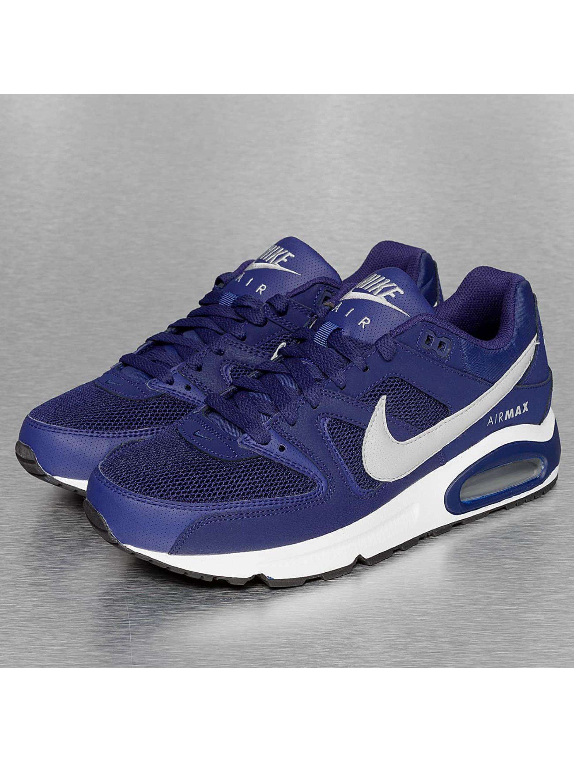 nike schuhe sneaker air max command in blau 241176. Black Bedroom Furniture Sets. Home Design Ideas