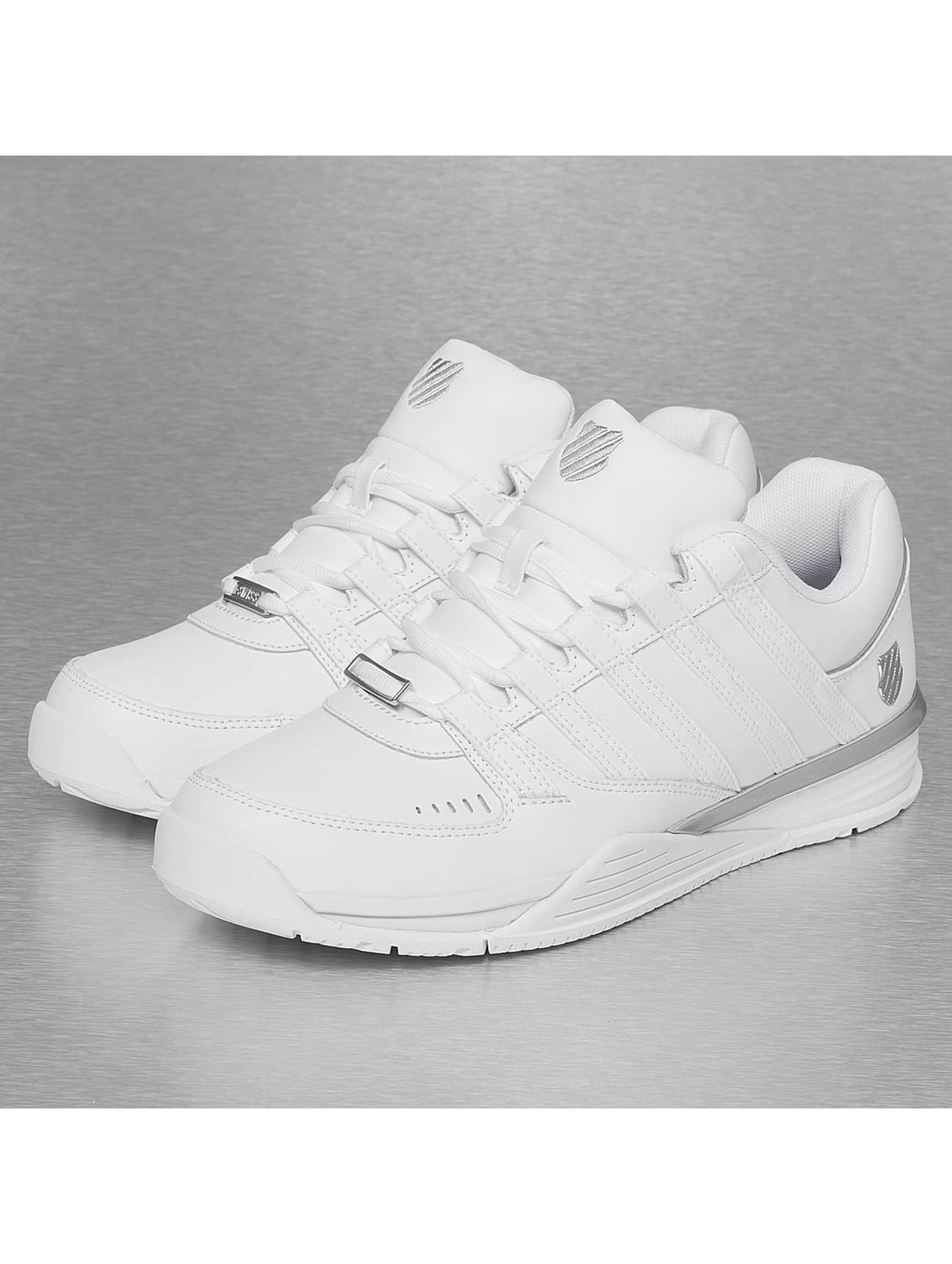 k swiss schoen sneaker baxter in wit 254734. Black Bedroom Furniture Sets. Home Design Ideas
