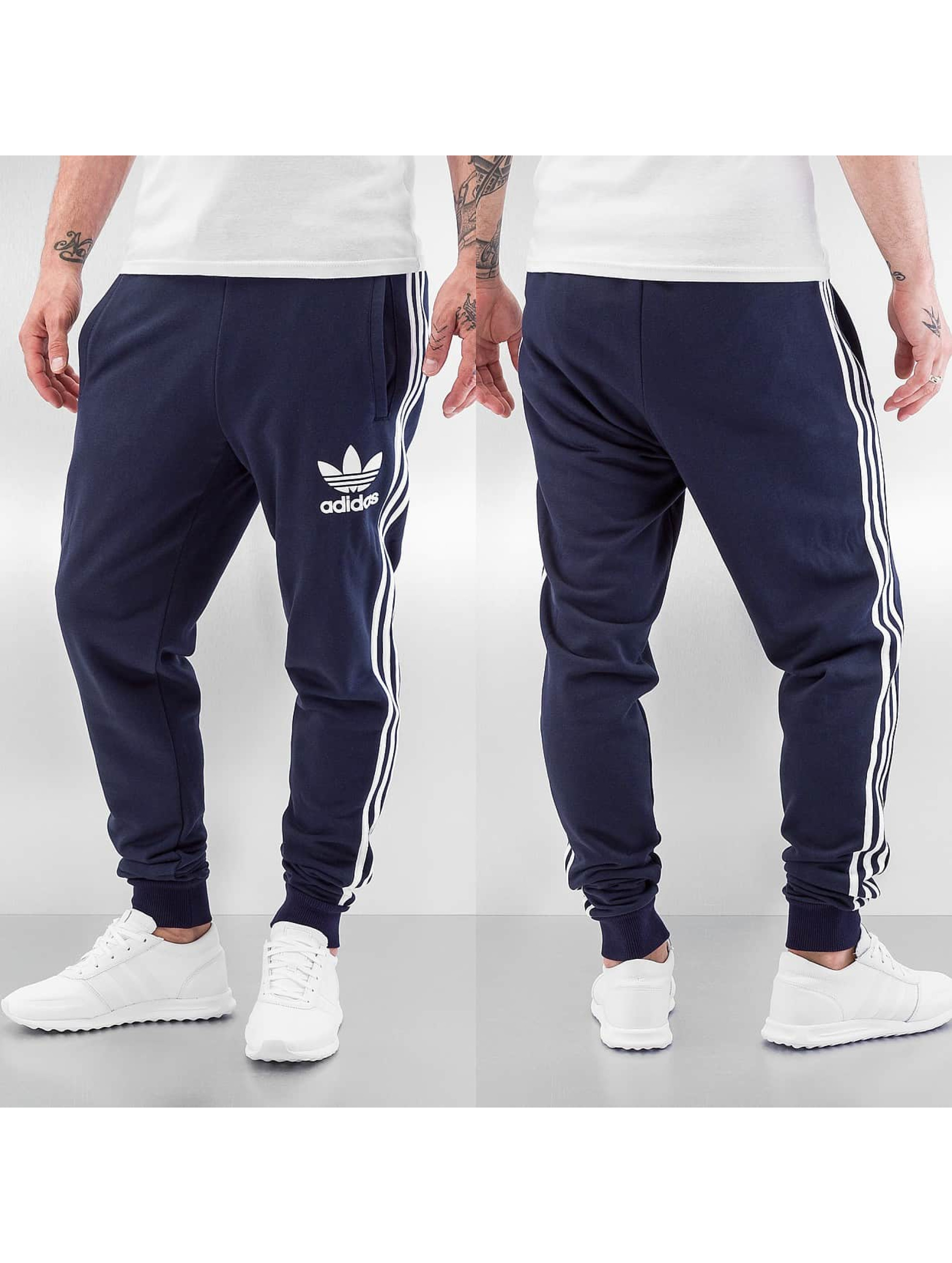 adidas herren hosen jogginghose clfn cuffed french terry ebay. Black Bedroom Furniture Sets. Home Design Ideas