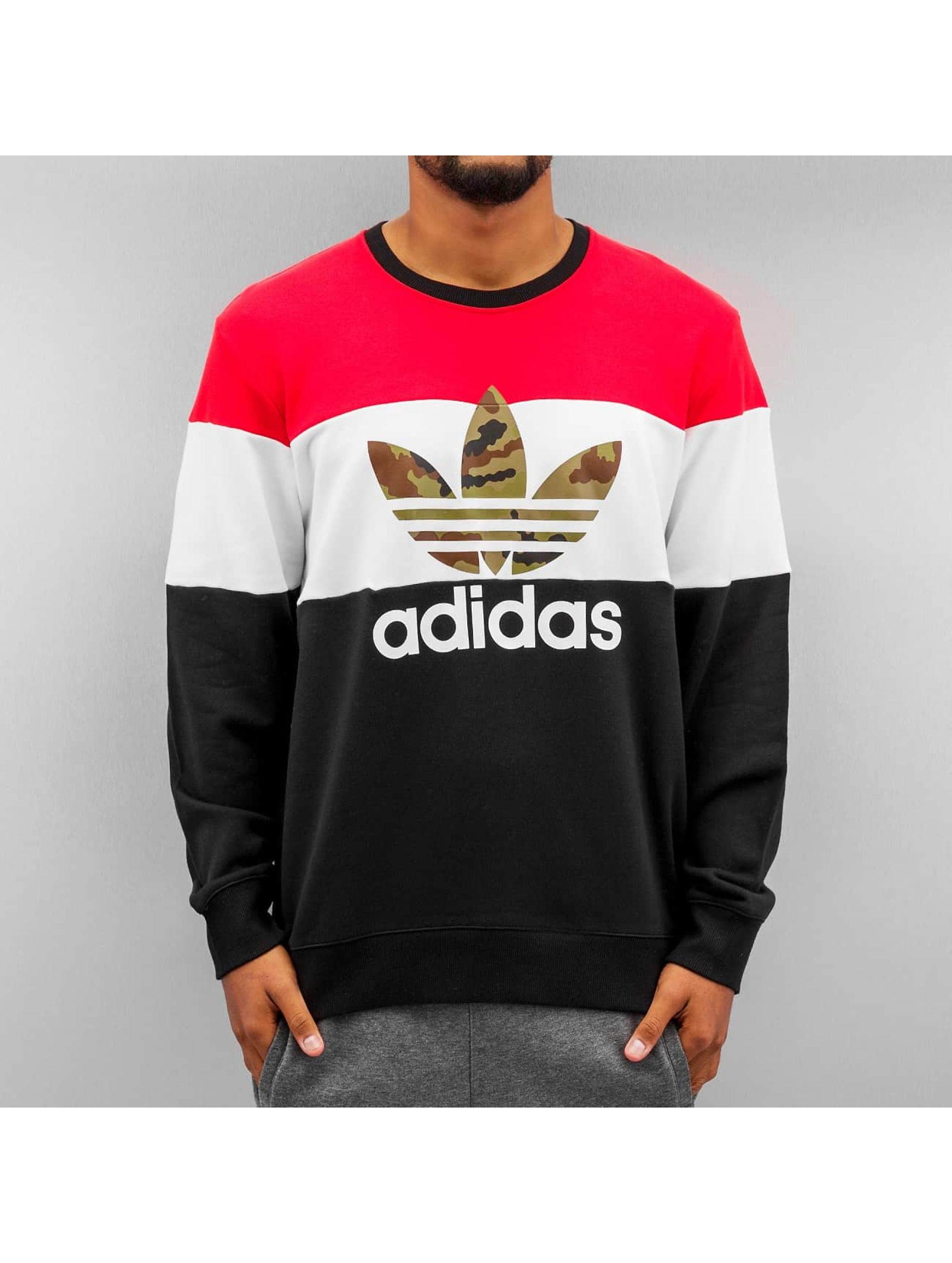 adidas herren pullover block it out ebay. Black Bedroom Furniture Sets. Home Design Ideas