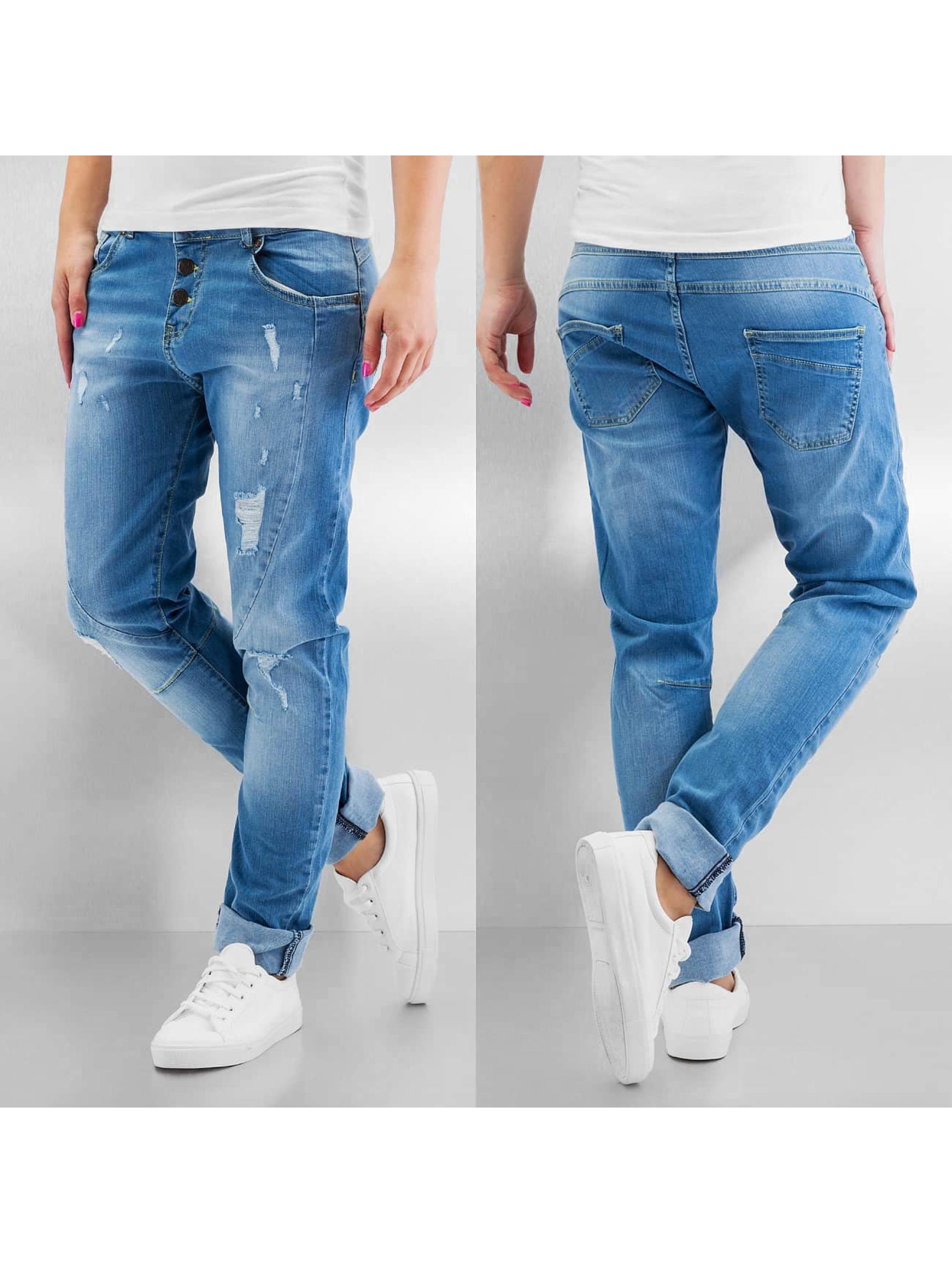 just rhyse damen jeans boyfriend destroyed ebay. Black Bedroom Furniture Sets. Home Design Ideas