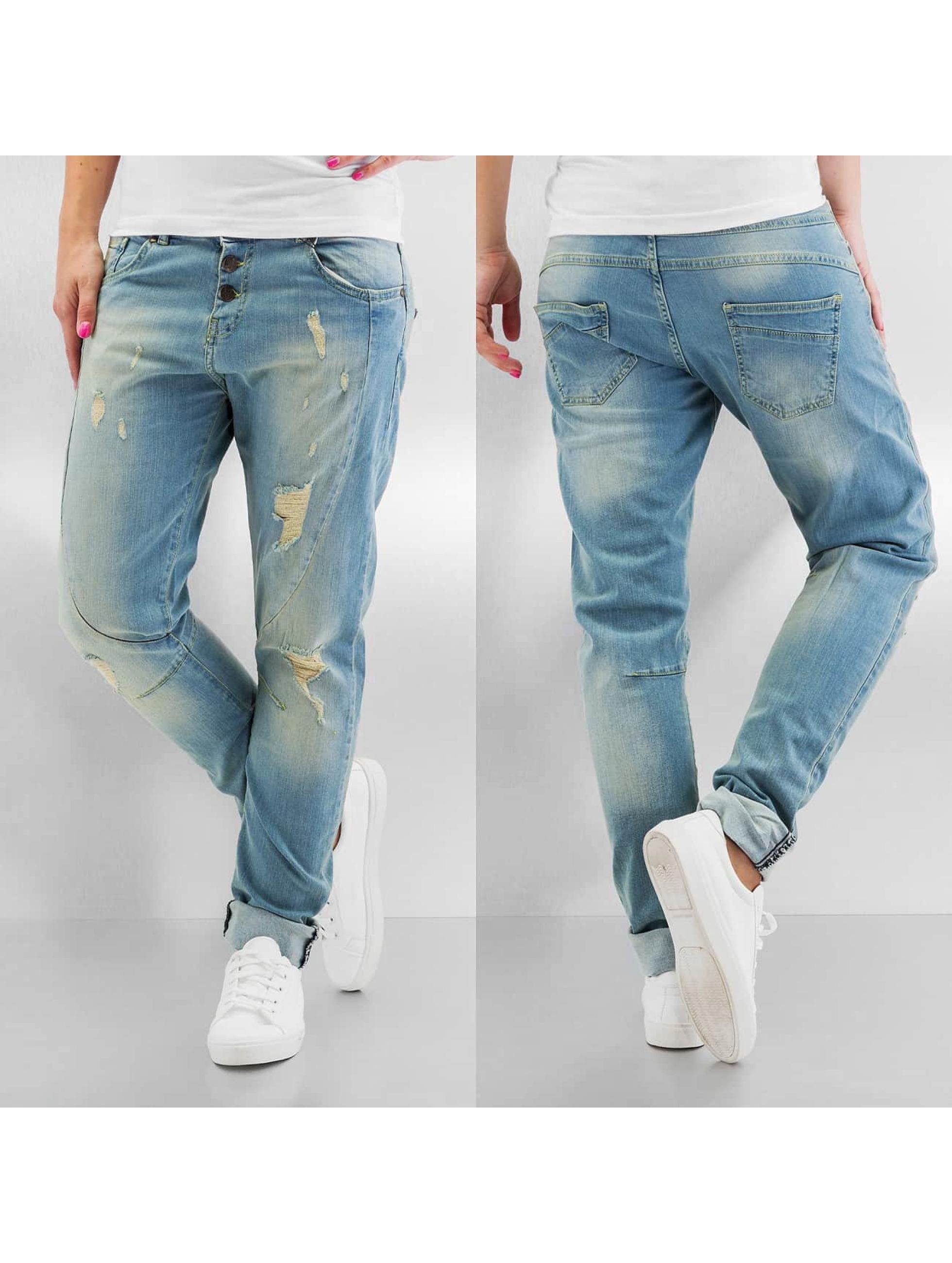 just rhyse damen jeans boyfriend destroyed. Black Bedroom Furniture Sets. Home Design Ideas