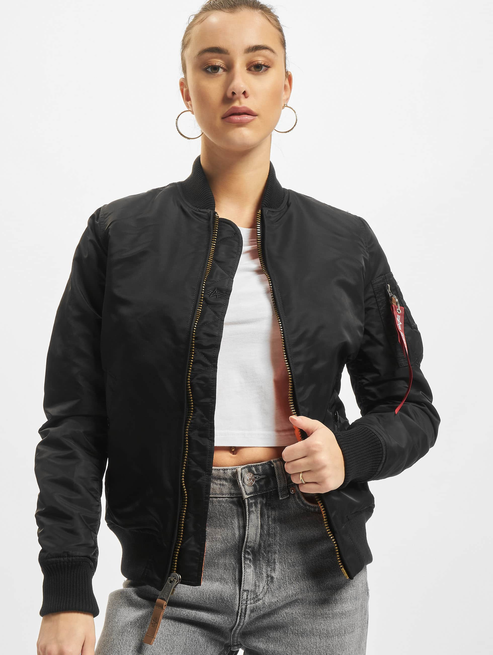 alpha industries damen jacken bomberjacke ma 1 vf 59 ebay. Black Bedroom Furniture Sets. Home Design Ideas