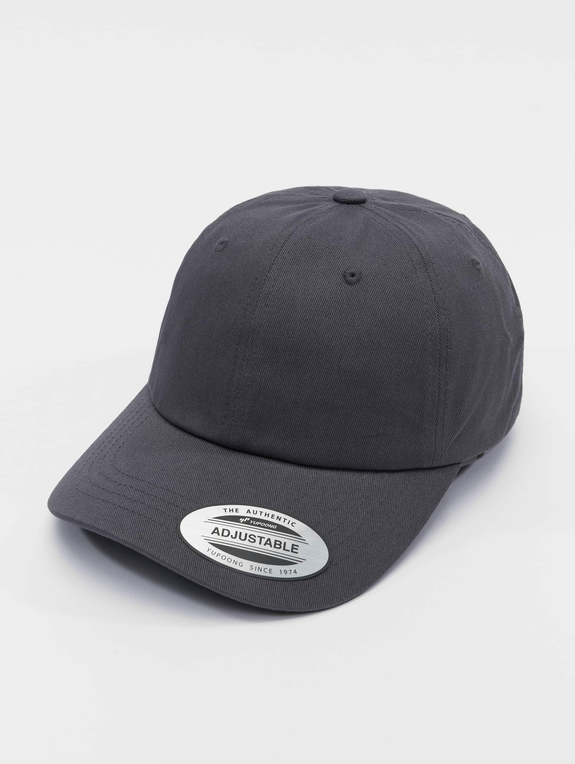 Flexfit-Homme-Casquettes-Snapback-Low-Profile-Cotton-Twil