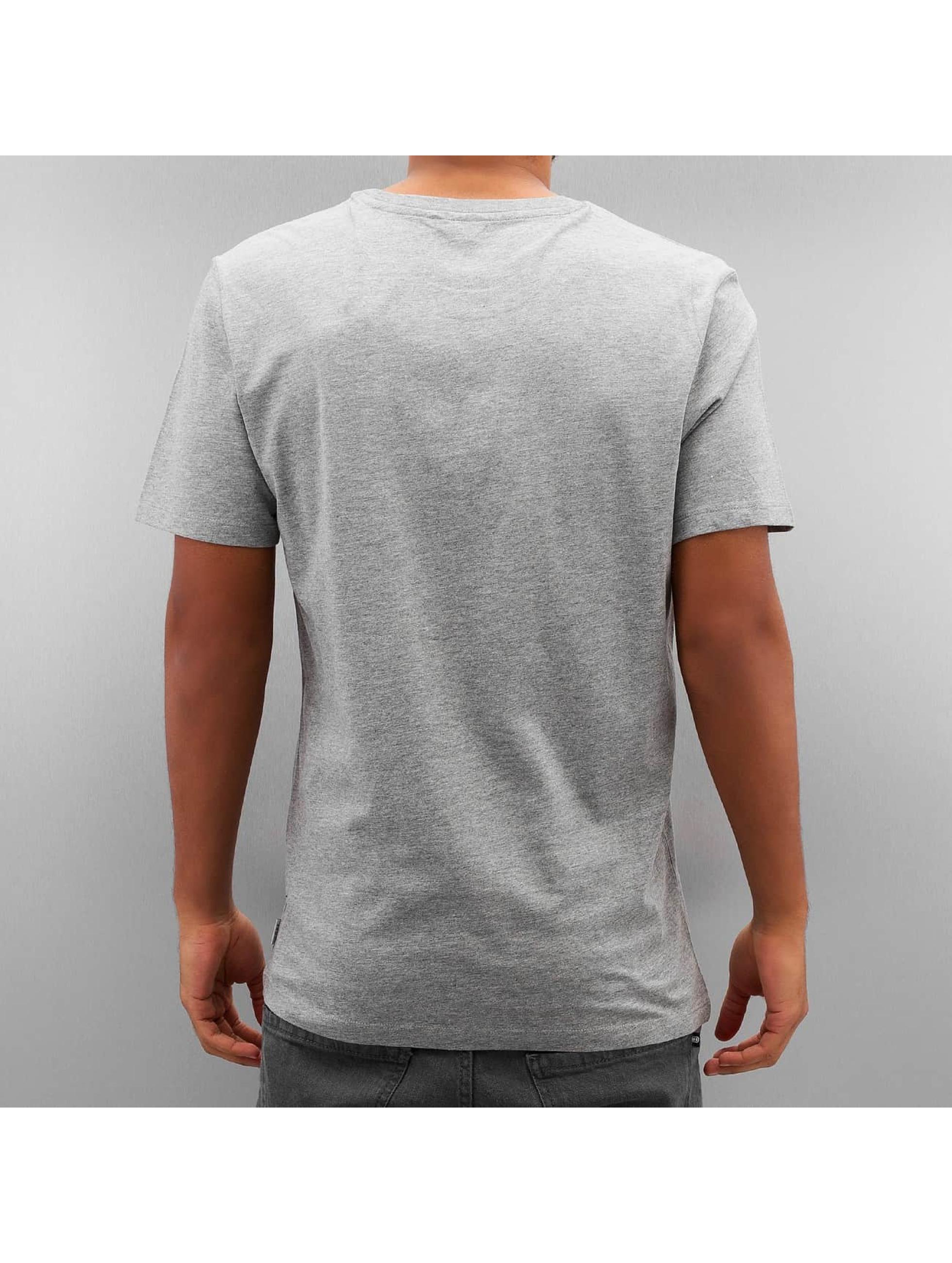 Jack-amp-Jones-Uomini-Maglieria-T-shirt-jcoBiard-grigio-294871-M