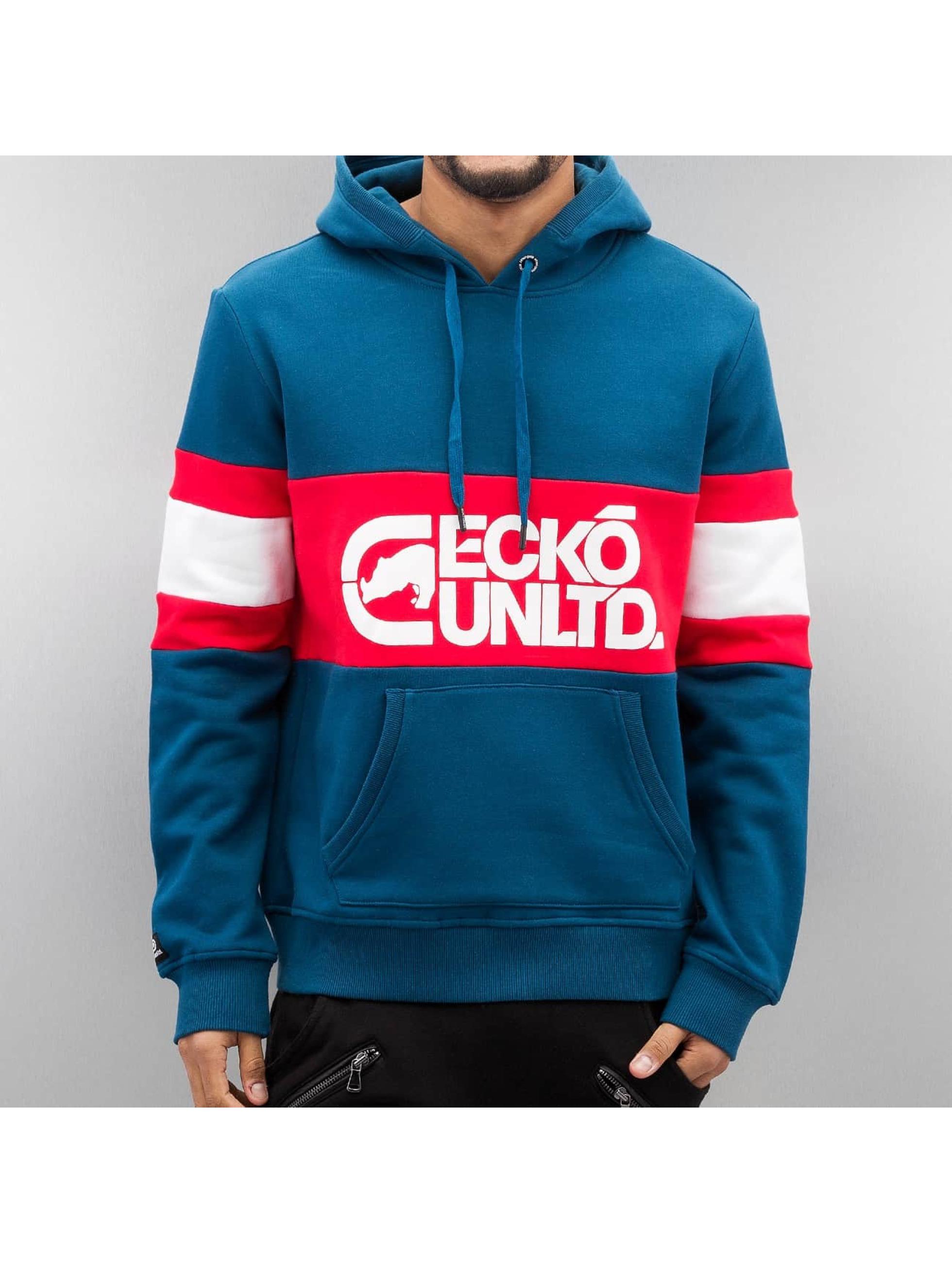 Ecko-Unltd-Uomini-Maglieria-Felpa-con-cappuccio-Flagship