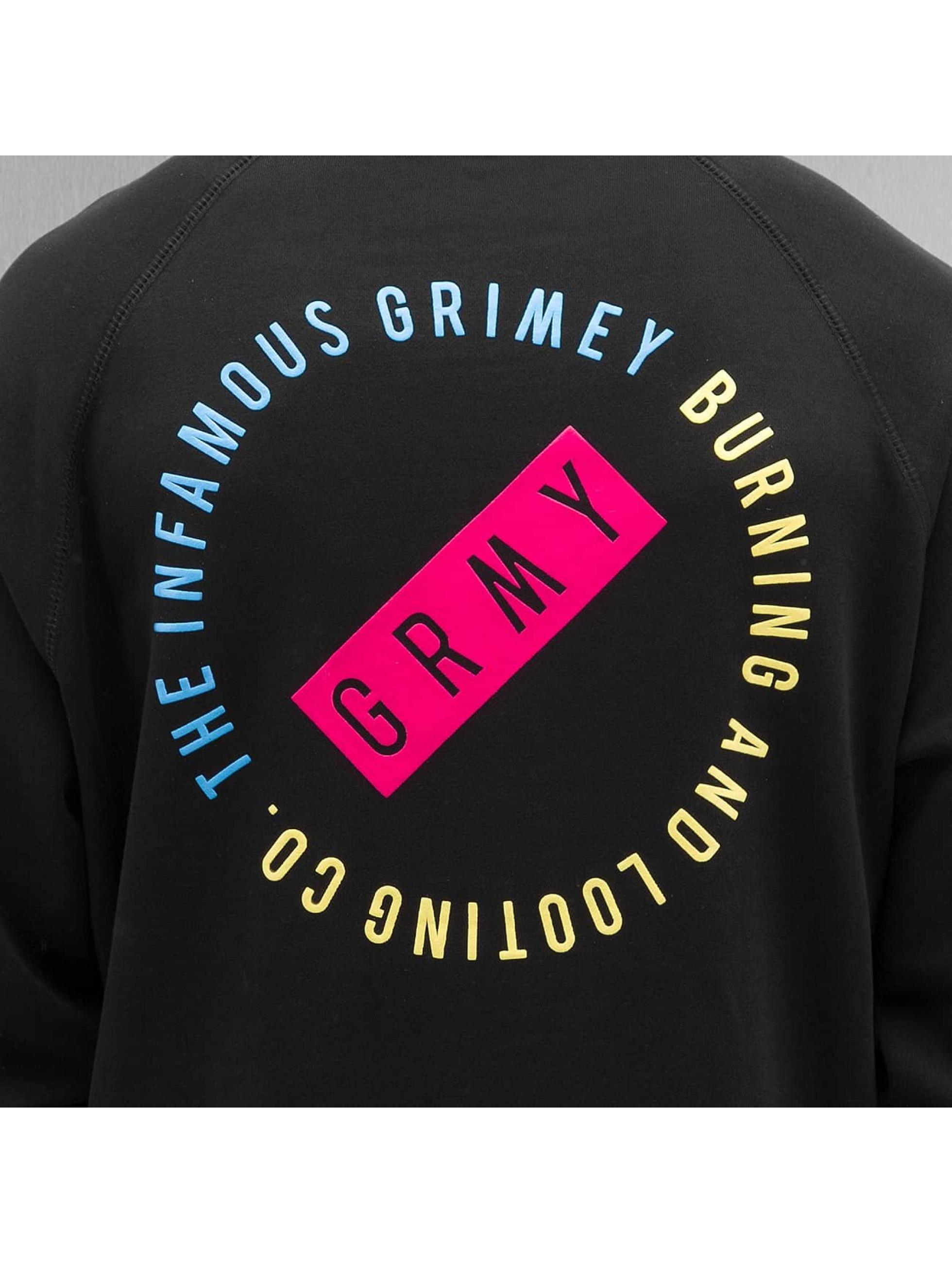 Grimey-Wear-Uomini-Maglieria-Felpa-con-cappuccio-Stick-Up