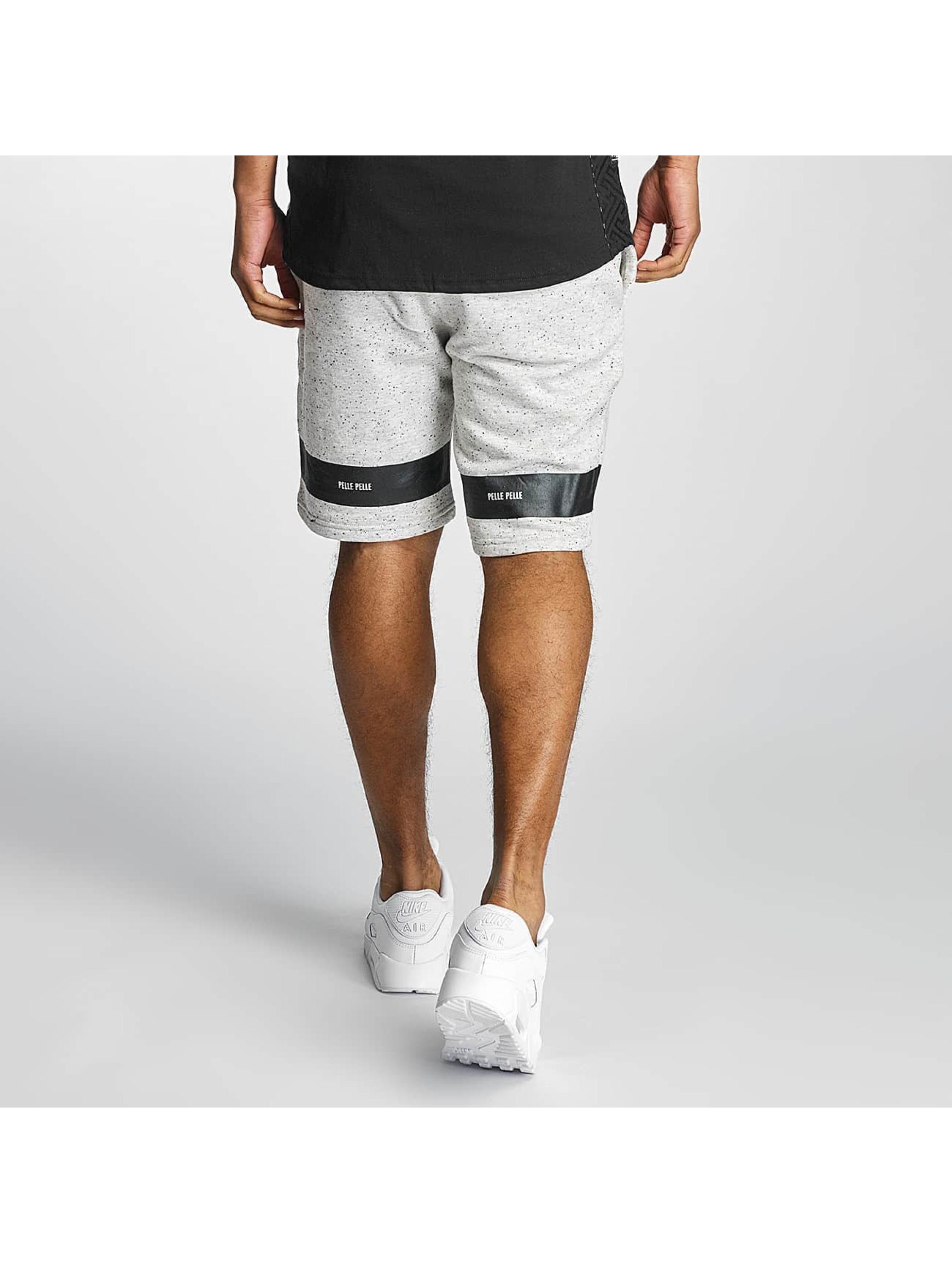 Pelle-Pelle-Uomini-Pantaloni-Shorts-16-Bars-Sweat
