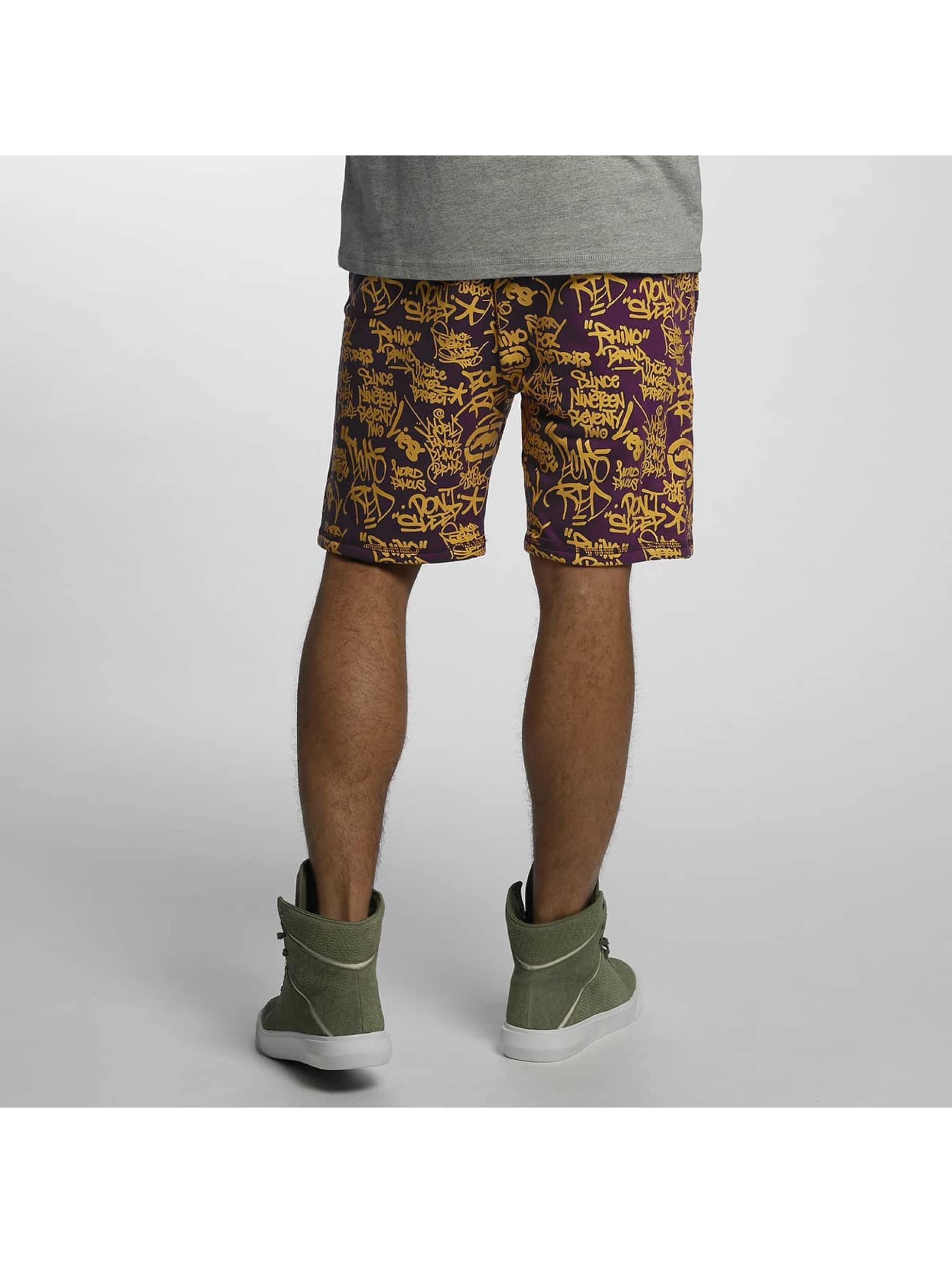 Ecko-Unltd-Uomini-Pantaloni-Shorts-Allover
