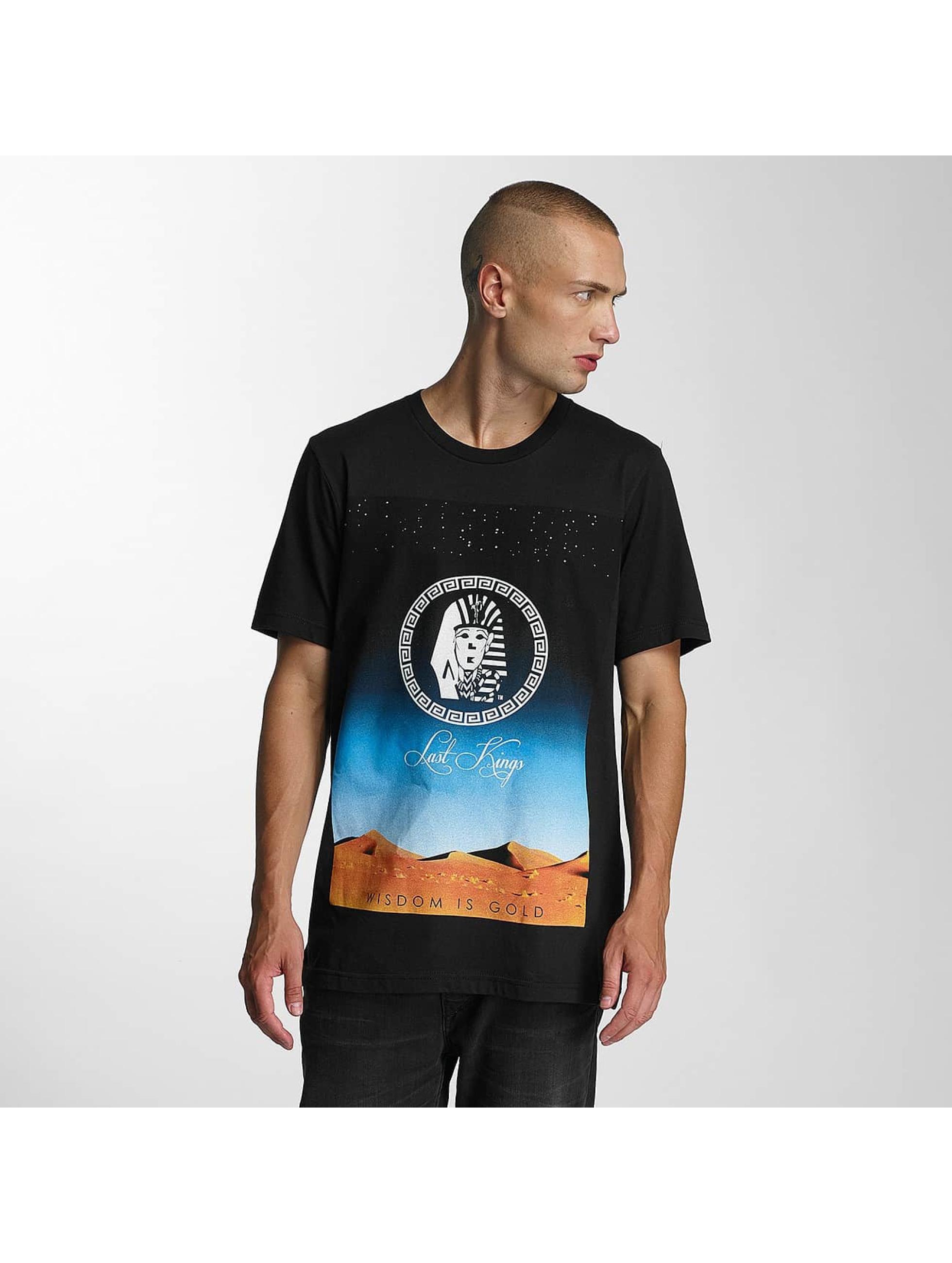 Last-Kings-Uomini-Maglieria-T-shirt-Dunes