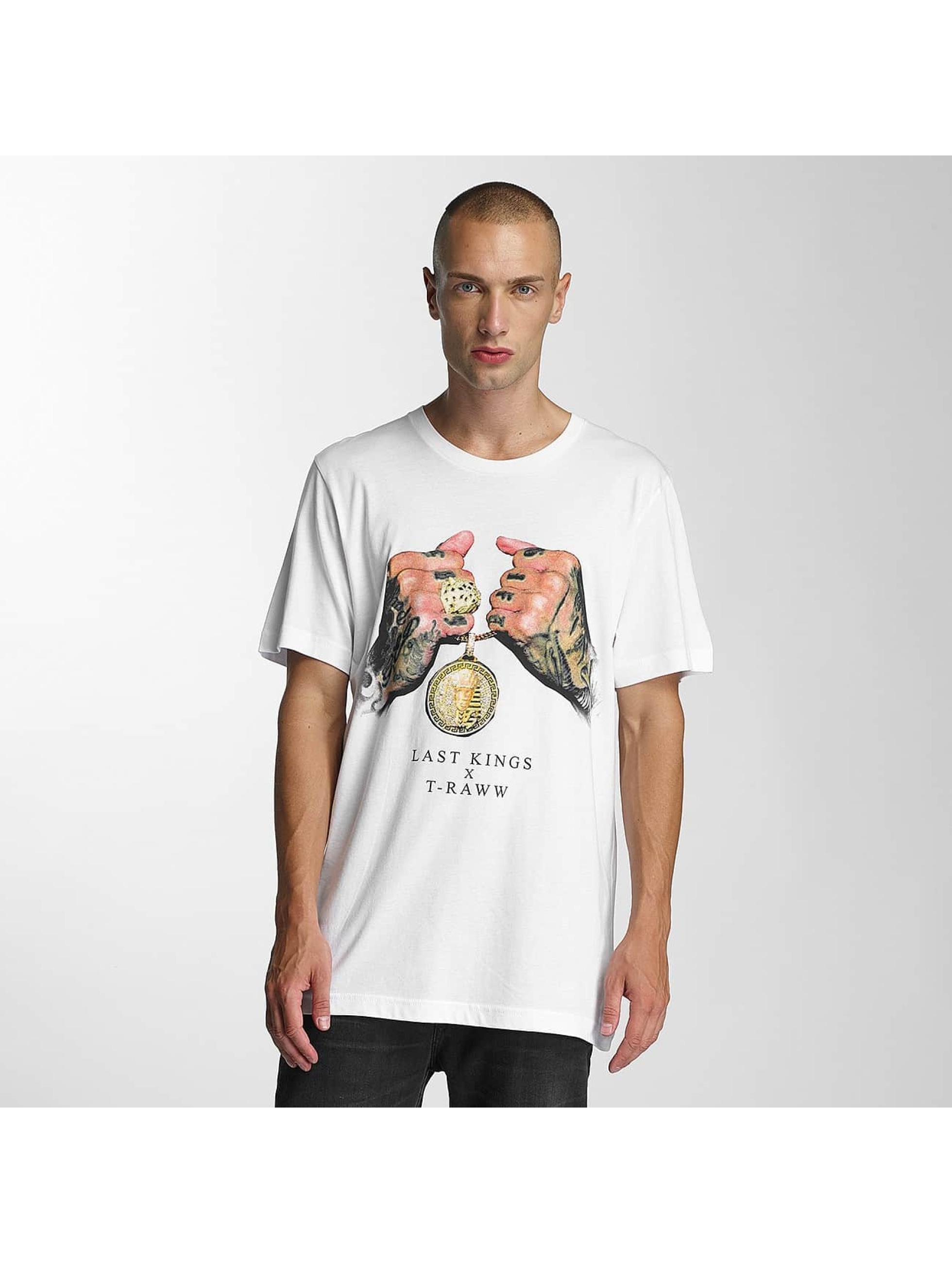 Last-Kings-Uomini-Maglieria-T-shirt-LK-Rep
