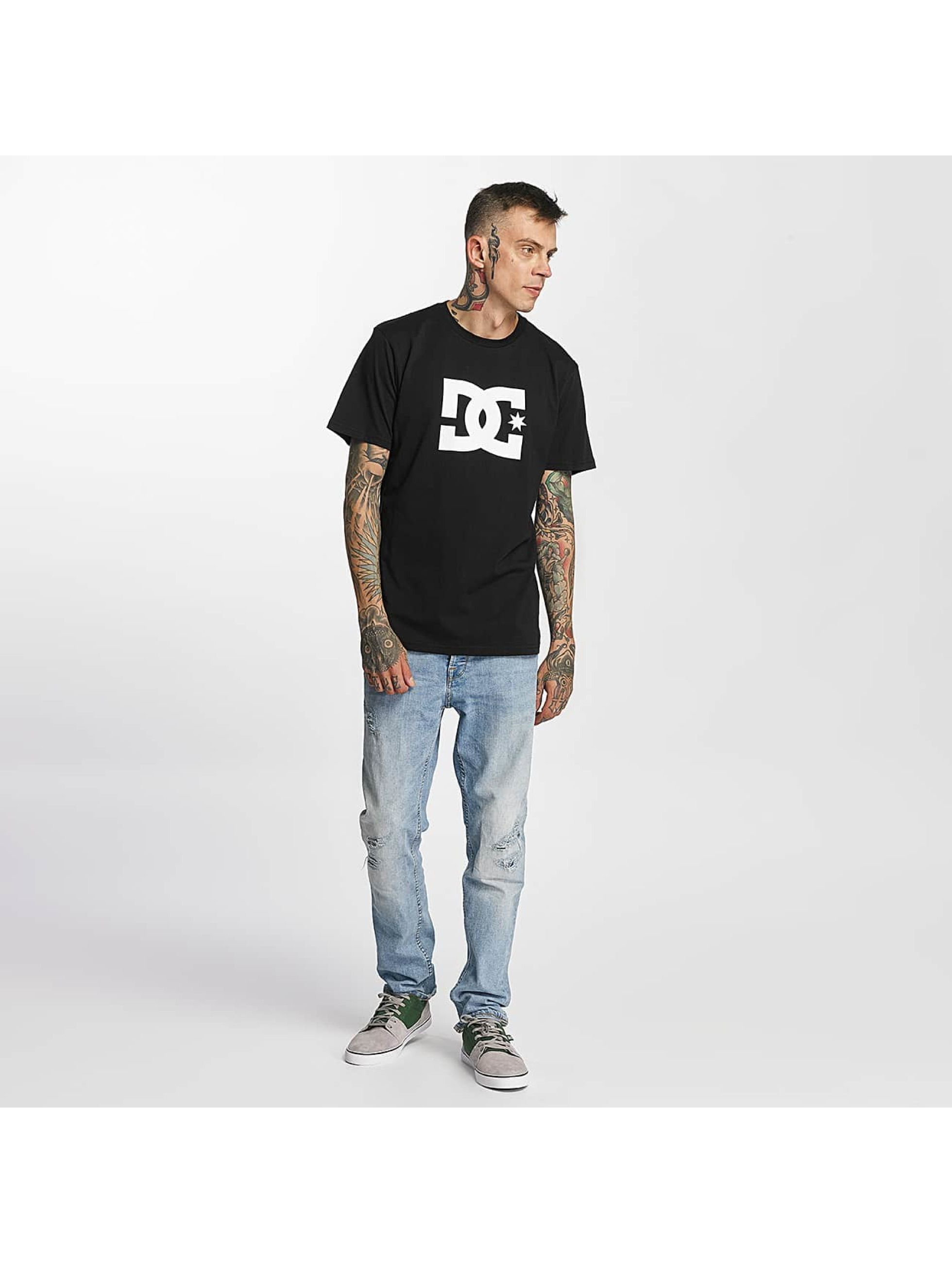 DC-Uomini-Maglieria-T-shirt-Star-SS