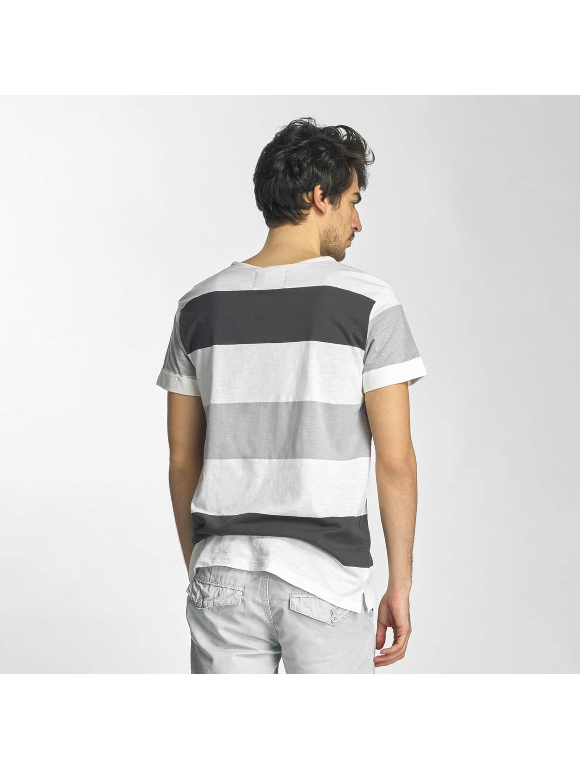 Sky-Rebel-Uomini-Maglieria-T-shirt-Stripes
