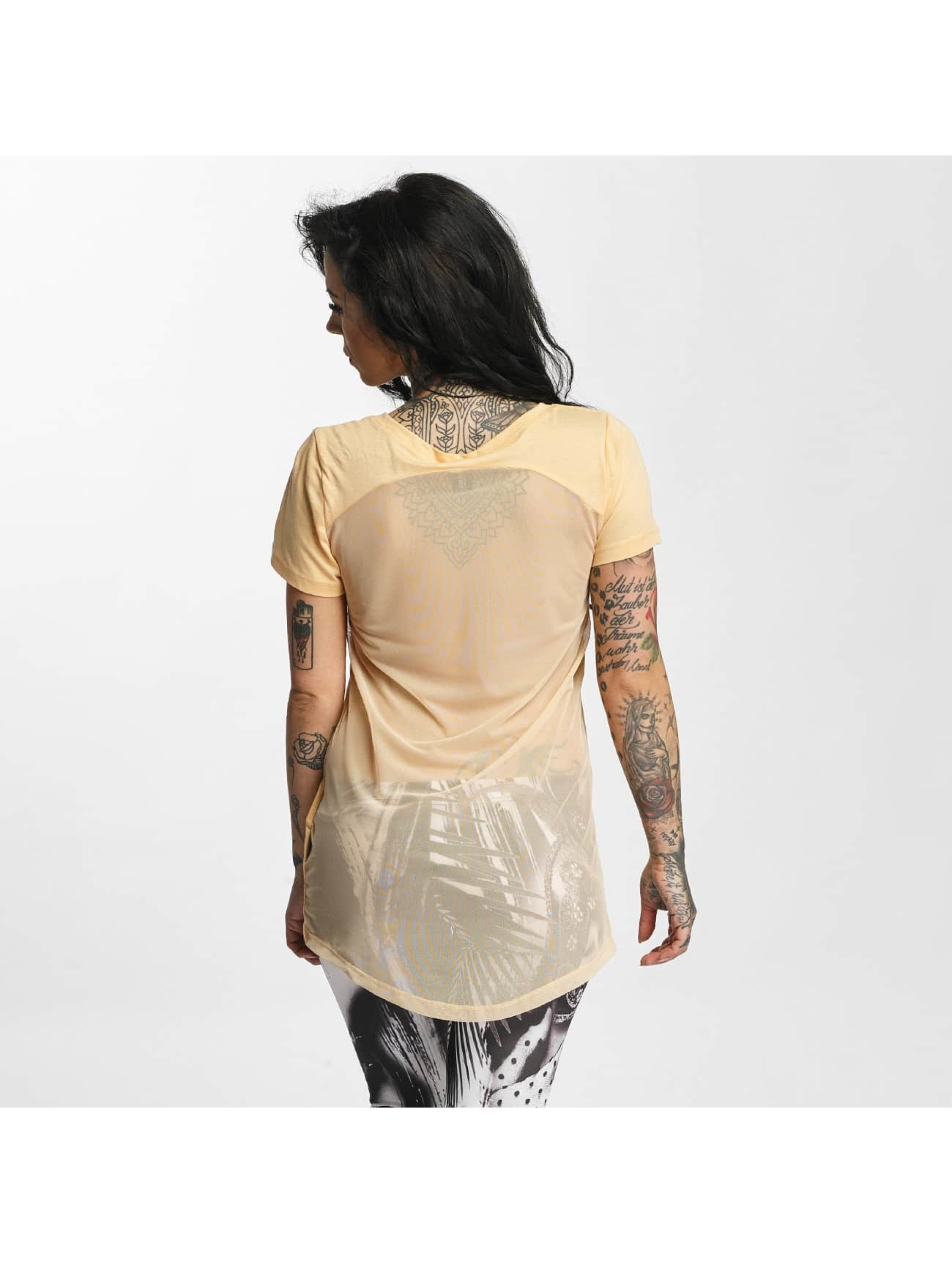 Yakuza-Donne-Maglieria-T-shirt-All-Thats-Left-Limid