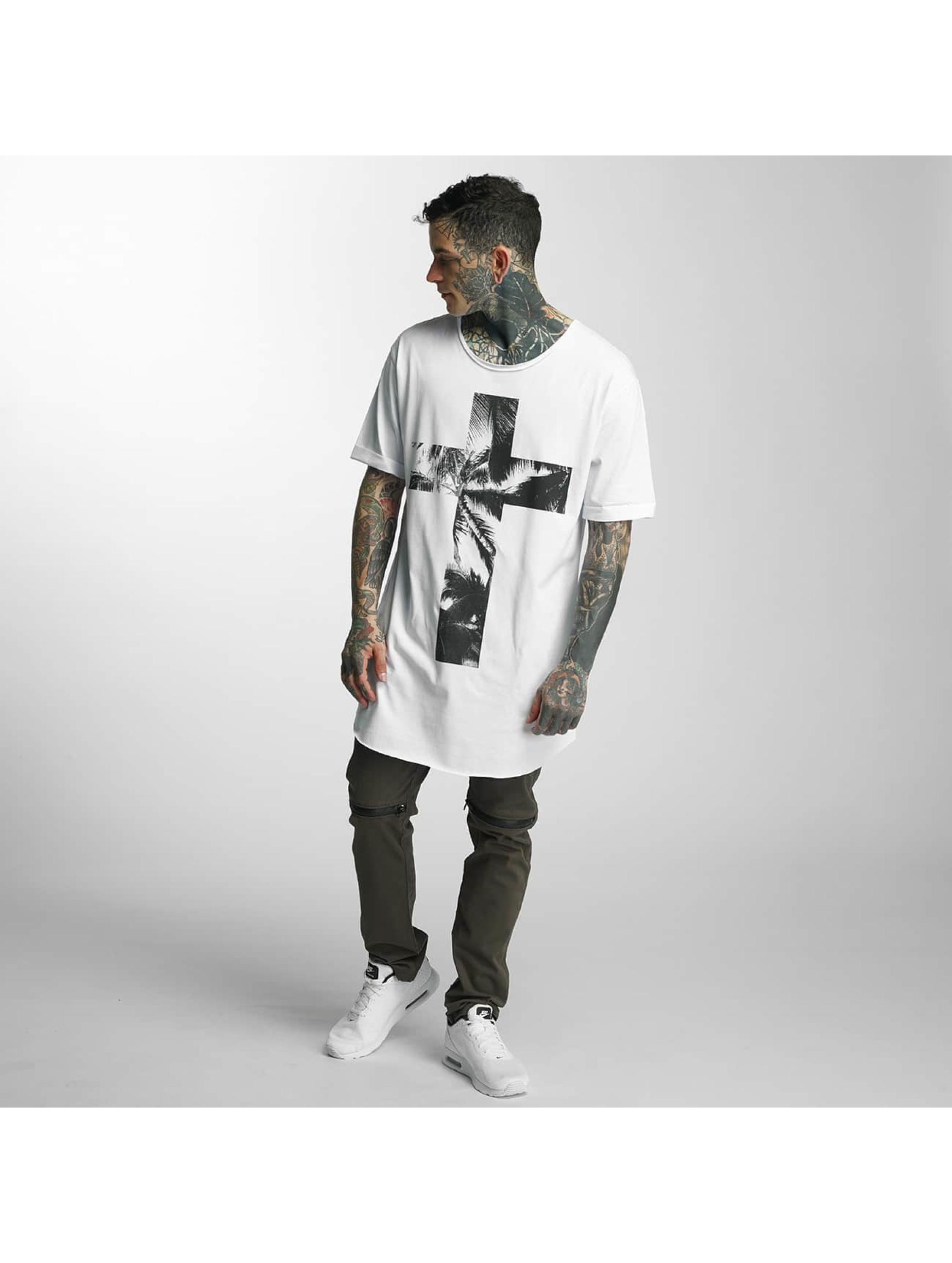 VSCT-Clubwear-Uomini-Maglieria-T-shirt-Cross-Palm-Loose