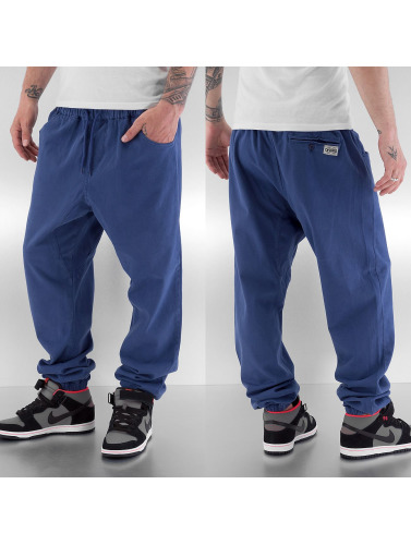 Dangerous DNGRS Chino Jogging Pants Indigo