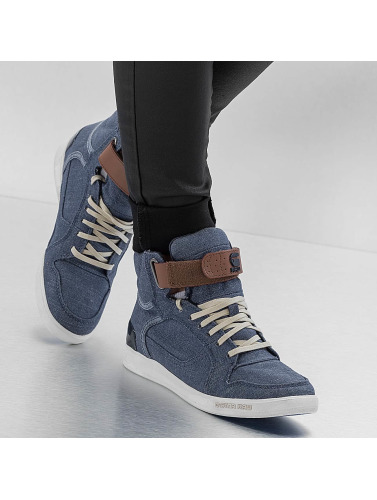 G-Star Footwear Yard II Belle Drill Sneakers Denim Blue