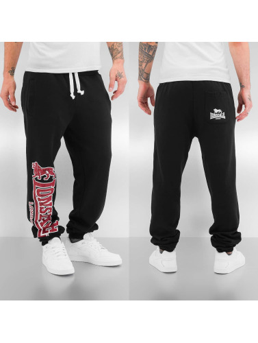 Lonsdale London Willingham Sweat Pants Black