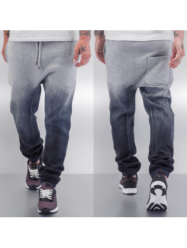Just Rhyse Ink Jogginghose Grey Melange