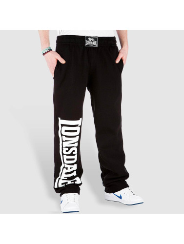 Lonsdale London Rafty Sweat Pants Black
