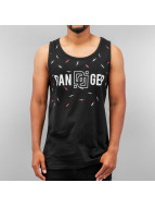 Dangerous Dngrs Guns Tank Top Black