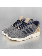 adidas ZX Flux Sneakers Colligiate Navy-Pale Nude-Chalk White