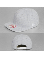 New Era Pattern Chambray New Era Snapback Cap Light Royal