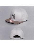 New Era Classic Rust NY Yankees Snapback Cap Grey/Graphite