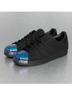 adidas Superstar 80S Metal Toe Sneakers Core Black-Core Black-Whtie