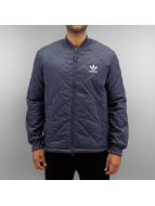adidas Quilted Superstar Jacket Utility Blue
