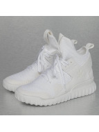 Adidas Tubular X Primeknit Sneakers White-White-Vintage White