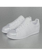 adidas Superstar Glossy Toe Sneakers White