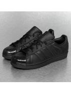 adidas Superstar Glossy Toe Sneakers Core Black