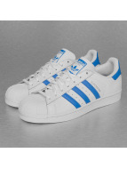 adidas Superstar Sneakers White-Ray Blue-Ray Blue
