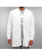 adidas Long Superstar Jacket White
