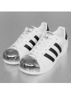Adidas Superstar Metal Toe W Sneakers Ftwr White-Core Black-Grey Metallic