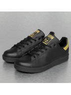 Adidas Stan Smith J Sneakers Core Black-Core Black-Golden Metallic